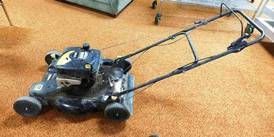 Briggs & Stratton Brute Mower of 12-13-17 West Household & Collectibles Auction