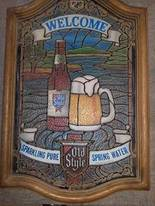 Beer Sign of 12-16-17 Flaskerud Household, Collectible & New Overstock Items, Including Flooring.