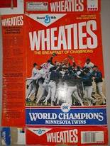 Collectible Wheaties Boxes of 12-16-17 Flaskerud Household, Collectible & New Overstock Items, Including Flooring.