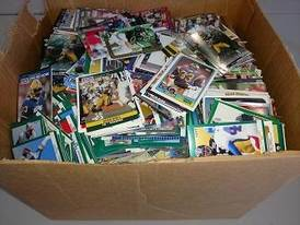 Thousands of Baseball Cards of 12-16-17 Flaskerud Household, Collectible & New Overstock Items, Including Flooring.