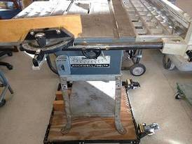 Table Saw of 12-16-17 Flaskerud Household, Collectible & New Overstock Items, Including Flooring.