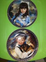 Collectible Plates of 12-16-17 Flaskerud Household, Collectible & New Overstock Items, Including Flooring.