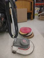 Whirlamatic Floor Polisher of 12-16-17 Flaskerud Household, Collectible & New Overstock Items, Including Flooring.