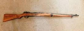 Japanese Rifle of 12-13-17 West Household & Collectibles Auction