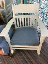 Rocking Chair of 12-13-17 West Household & Collectibles Auction