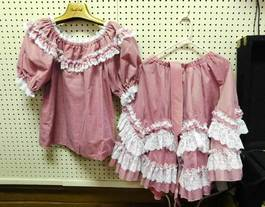 Square Dancing Outfit of 12-13-17 West Household & Collectibles Auction