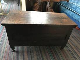 Trunk  of 12-13-17 West Household & Collectibles Auction